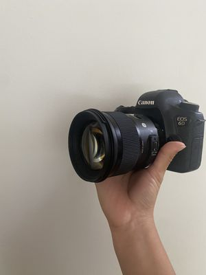 SIGMA Art 50mm for Canon for Sale in Bellevue, WA