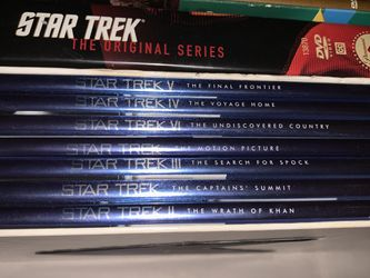 star trek collection for Sale in Irvine,  CA