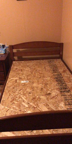 Twin bed frame only for Sale in Ridgefield, WA