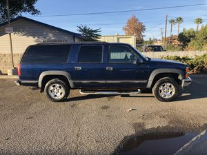 1999 Chevy suburban for Sale in San Luis Obispo, CA