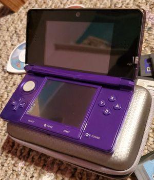 Nintendo 3ds midnight purple for Sale in Bremerton, WA