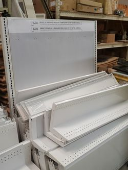 Section Of Shelving Available for Sale in Lilburn,  GA