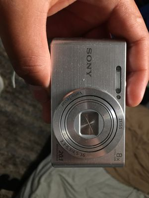 Sony cybershot camera for Sale in Bakersfield, CA