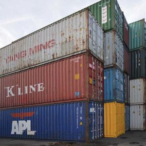 WWT Used 40' High Cube Shipping Containers for Sale in Fort Lauderdale, FL