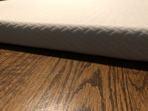 Memory Foam Twin Cushion Topper by Soft Tex for Sale in Coral Gables, FL