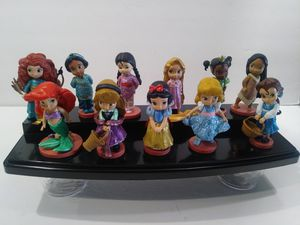 Disney 11 pc Animators' Collection Toddler Princess Set for Sale in Santa Ana, CA