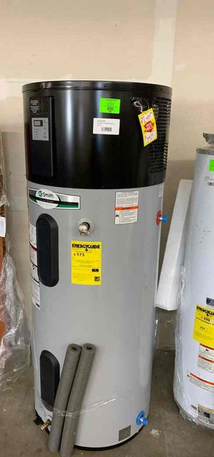 NEW AO SMITH WATER HEATER WITH WARRANTY 80 gallons 1DK for Sale in Rosemead, CA