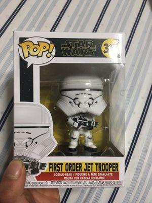 Jet trooper funko pop for Sale in Irving, TX