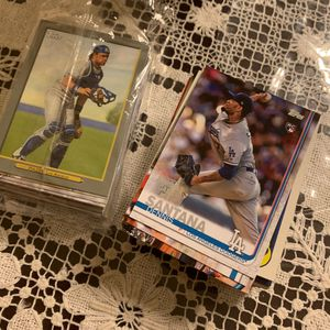 147 Baseball Cards for Sale in Los Angeles, CA