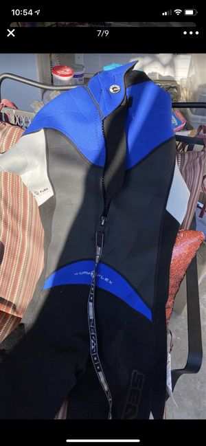 2 wet suits for Sale in Los Alamitos, CA