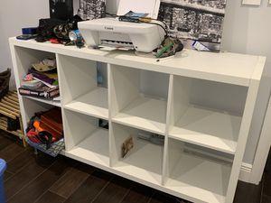 white shelves for Sale in Miami Beach, FL