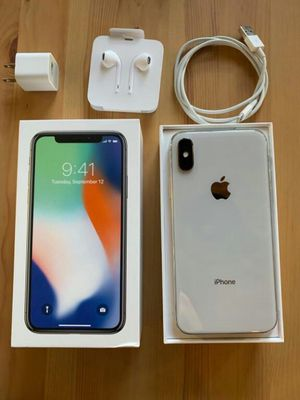Iphone x unlocked pay low down payment no credit needed for Sale in Houston, TX