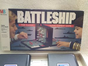 1990 Battleship game for Sale in Port Clinton, OH