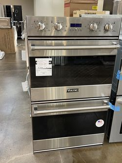 Viking Builtin Double Wall Oven for Sale in Riverside,  CA