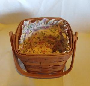 Longaberger Basket for Sale in NO FORT MYERS, FL