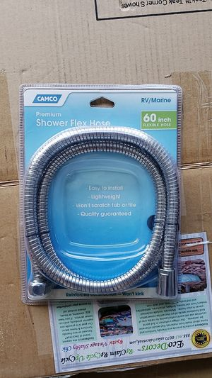 Camco shower flex hose for Sale in Kennewick, WA