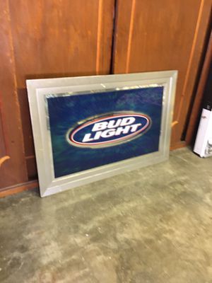 Vintage Rare Budlight Sign for Sale in City of Industry, CA