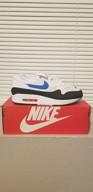 Air Max 1 Blue/Black for Sale in Grand Prairie, TX