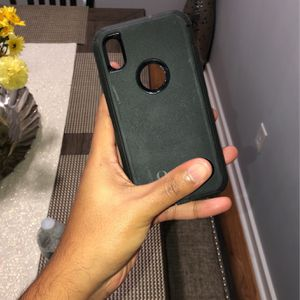 iPhone X Max Otterbox Case for Sale in Philadelphia, PA