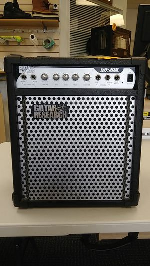 Guitar Research Bass Amp for Sale in Springfield, PA