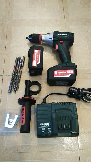Metabo hammer drill nuevo for Sale in Long Beach, CA