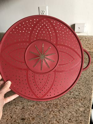 Silicone Splatter Screen for Sale in St. Louis, MO