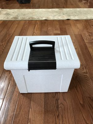 Storage/file container for Sale in Leesburg, VA