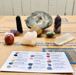 Healing crystal sets for Sale in Tracy, CA
