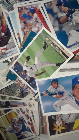 ROOKIE baseball cards!!!! for Sale in Chula Vista, CA