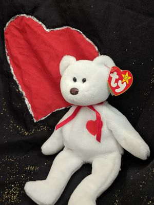 Valentino Bear Beanie Baby (top 10 most valuable with all the errors) for Sale in Littleton, CO
