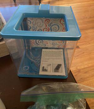 EZ Care Betta Aquarium and stones for Sale in West Orange, NJ