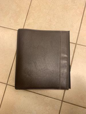 Leather Folder / Divider for Sale in Alexandria, VA