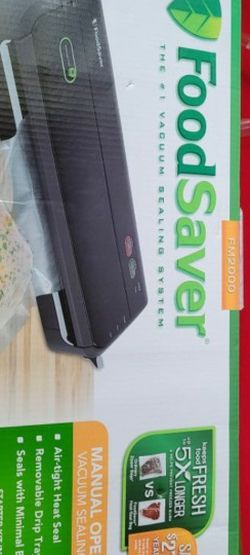 Food Saver FM2000 Vacuum Sealer System for Sale in Hawthorne,  CA