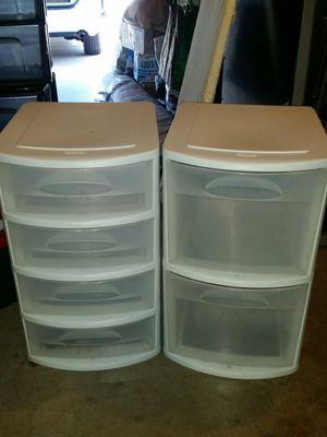 Plastic storage bins for Sale in Chula Vista, CA