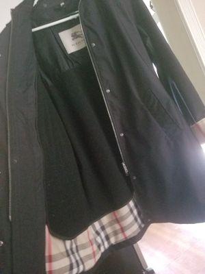 Burberry Rain Jacket for Sale in Lumberton, NJ