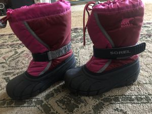 Sorel snow boots for Sale in Vancouver, WA