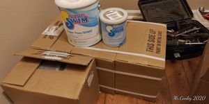 2 part epoxy Paint for Swimming pool . Color ( Pool Blue ) for Sale in Lilburn, GA