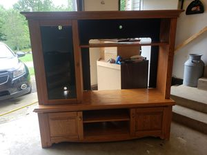 Entertainment Stand for Sale in Diamond, OH