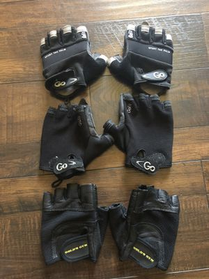 Workout Gloves for Sale in Beaumont, CA