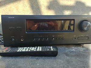 Denon AVR 1912 stereo receiver dolby for Sale in Las Vegas, NV