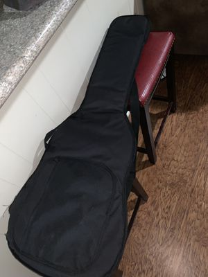 Gig bag for Electric guitar for Sale in Humble, TX