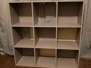 Bed Bath & Beyond 9 cube storage for Sale in Fresno, CA