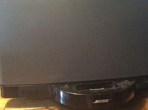 Online yard sale, BOSE SPEAKER... for iPod? $25 for Sale in Columbus, OH