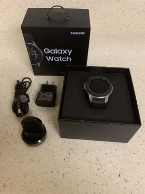 Galaxy Watch LTE / Wi-Fi Had it for 3 months and barley used. for Sale in Gaithersburg, MD