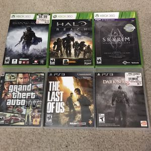 Selling Games & Xbox 360 for Sale in Alexandria, VA