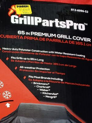 Grill Cover for Sale in Lake City, MI