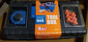 TOOL TECH TOOL BOX & CHAINSAW **NEW for Sale in Phoenix, AZ