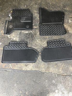2014-2015 Chevy Silverado OEM floor mats for Sale in Kearny, NJ