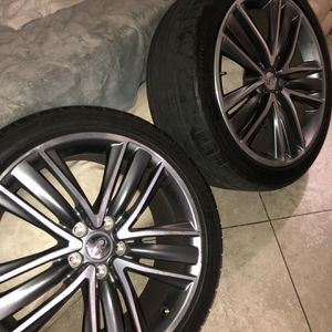 Infinity Rims 19 for Sale in Norwalk, CA