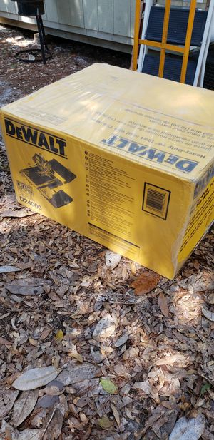 DeWalt tile saw for Sale in Spring Hill, FL